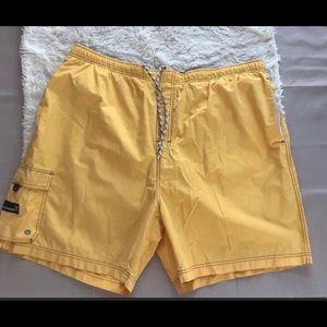 Old Navy Swimsuit Trunks Size XXL Mens Swim Shorts